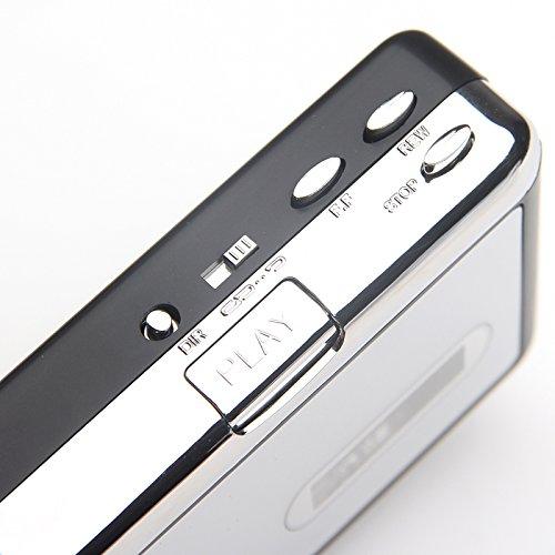 Noneed Full Mp3: CISNO Portable Tape To Mp3 Micro SD TF Card No Need
