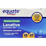 Amazon Com Equate Maximum Strength Laxative Pills