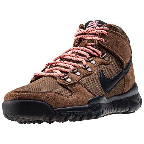 Nike sb dunk high boot - Scarpe da skateboarding, Uomo, colore Marrone (military brown/black-dark khaki), taglia 41