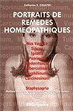 echange, troc Catherine Coulter - Portraits de remèdes homéopathiques, tome 2