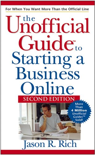 Unofficial Guide to Starting a Business Online