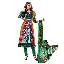 Stylo Fashion Women's Un-Stitched Dress Material (Multi_Free Size)