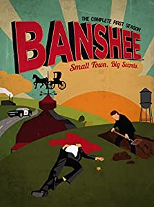 Banshee: Season 1 (Cinemax)