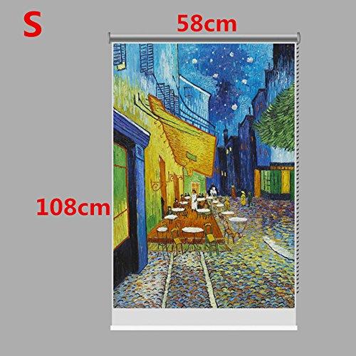 bluelover-pag-avvolgibili-pittura-finestra-decor-muro-caffe-strada-tenda-a-rullo-tenda-disegno-s