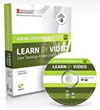 Candyce Mairs Learn Adobe Dreamweaver CS5 by Video: Core Training in Web Communication (Learn by Video)