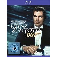 James Bond - Lizenz zum T�ten [Blu-ray]