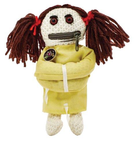 "Yarn Zombies Mental Patient ""Roxy"" The Sanity JUJU"