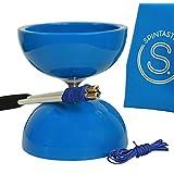 Spintastics Magnum Blue Triple Wide Bearing 5