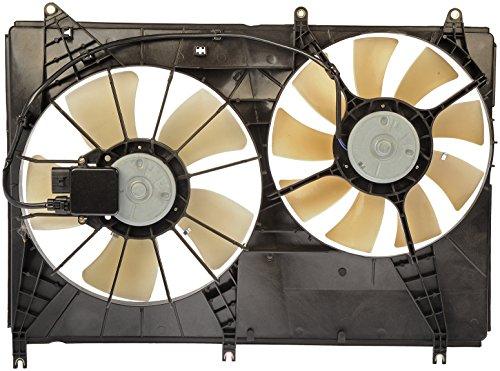 Dorman 620-334 Radiator Fan Assembly (Radiator 2004 Mitsubishi Endeavor compare prices)