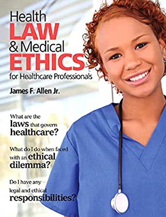 medical law and ethics essays
