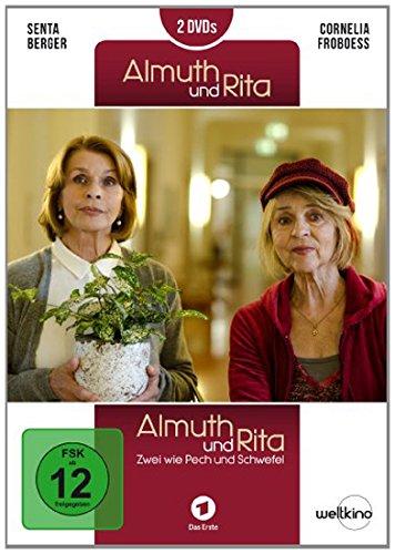 Almuth und Rita / Almuth und Rita - Zwei wie Pech und Schwefel [2 DVDs]
