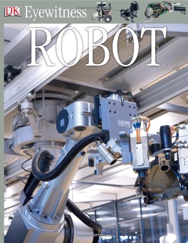 Robot DK Eyewitness Books