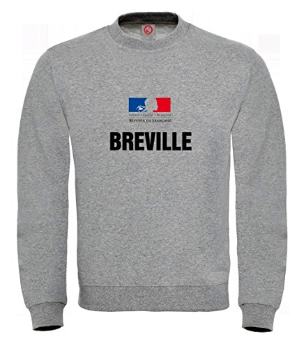 sweat-shirt-breville-gray