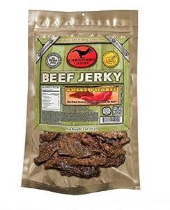 Sweet Picante Beef Jerky