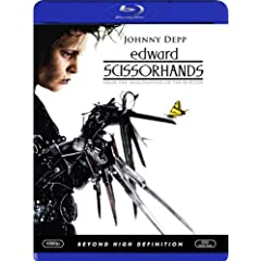 blu-ray edward scissorhands