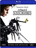 Edward Scissorhands  [Blu-ray]  [1991] [US Import] [1990] [Region A]