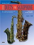 11 Duets For Saxophone- f�r 2 gleiche...