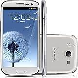 Samsung Galaxy S3 I535 16GB Verizon + Unlocked GSM 4G LTE Cell Phone - Marble White