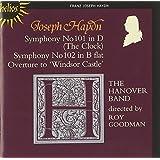 Haydn : Symphonies n° 101 et 102