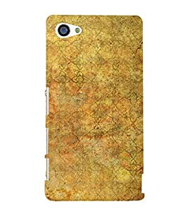 Abstract Painting 3D Hard Polycarbonate Designer Back Case Cover for Sony Xperia Z5 Compact :: Sony Xperia Z5 Mini