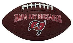K2 Tampa Bay Buccaneers Game Time Full Size Football at Sears.com