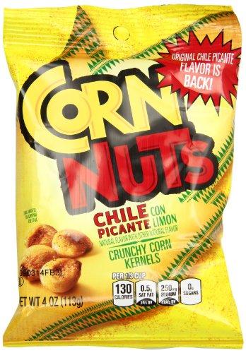 Corn Nuts Flavored Snack, Chilli Picante, 4 Ounce (Pack of 12) (Corn Nuts Picante compare prices)