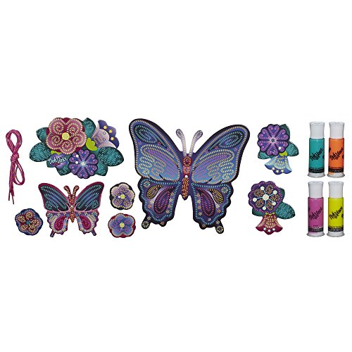 DohVinci Butterfly Wall Art Refill Kit (Dohvinci Play Dough compare prices)