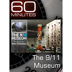 60 Minutes - The 9/11 Museum