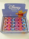 Disney Winnie The Pooh Eeyore Tigger Stampers (24 pcs set) Model: Office Supply Store
