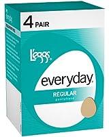 L'eggs Everyday Regular ST 4 Pair # 39500