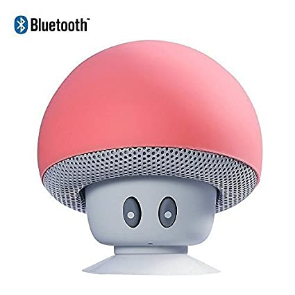 CurioCity Mini Mushroom Wireless Speaker