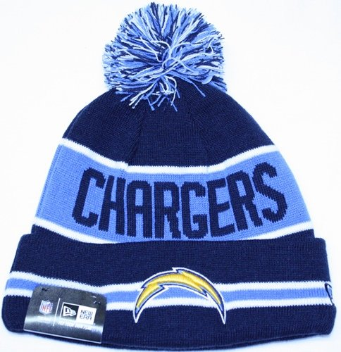 NFL San Diego Chargers The Coach Knit Hat at Amazon.com