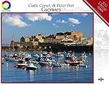 Castle Cornet, St Peter Port, Guernsey - 500 Piece Jigsaw Puzzle