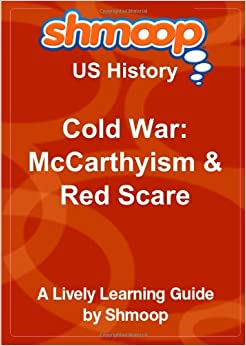 a history of cold war and the red scare