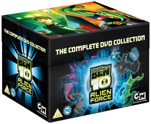 Ben 10 - Alien Force - Complete Box Set [DVD]