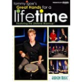 TOMMY IGOE  GREAT HANDS FOR   A LIFETIME  DRUM DVDby Tommy Igoe