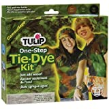 Tulip One Step Tie Dye Med Camoflage