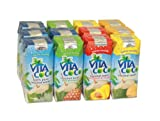 Vita Coco Coconut Water, Variety Pack, 11.1-Ounce Tetra Paks (Pack of 12)