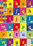 Alphabet Frieze Poster