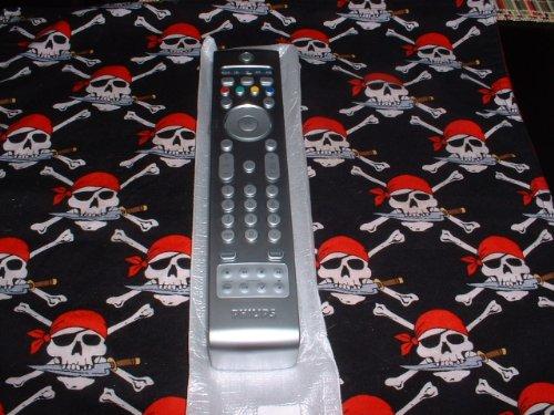 New Philips Lcd Tv Remote Control Rc4318 Rc4318/01S - Ambilight - Supplied With Models: 42Pf9630 42Pf9630A 42Pf9730 42Pf9730A 42Pf9830 42Pf9830A 50Pf9630 50Pf9630A 50Pf9830 50Pf9830A