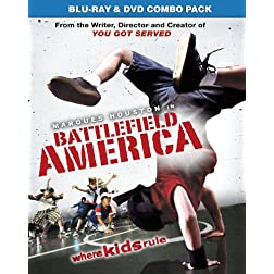 Battlefield America-BD/DVD Combo