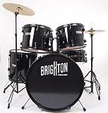BRIGHTON DS100BK Drumsets Standard drumkit