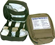 First Aid Tactical Trauma Kit - Od Green