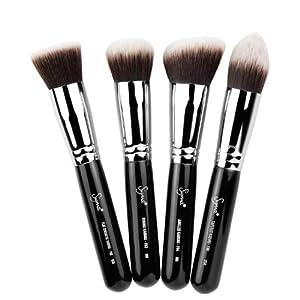 Sigma Synthetic Kabuki Kit 4 Brushes