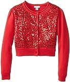 Petit Lem Little GirlsX Missy Long Sleeve Knit Sweater