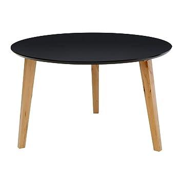 Protege Homeware Black/Birch Frame Fiesta Coffee Table