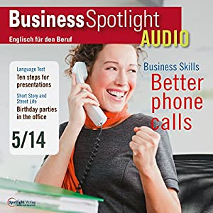 Business Englisch lernen Audio - Geschäftsbeziehungen mit Briten. 5/2014 Hörbuch