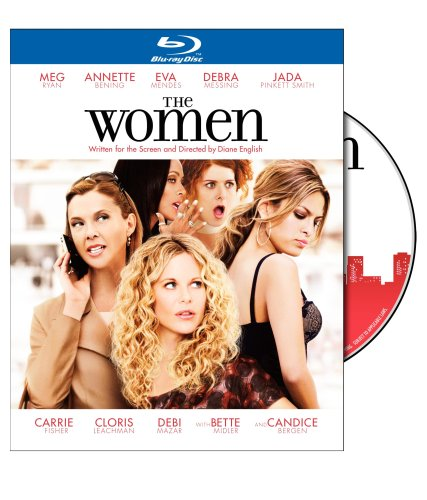 Cover art for  The Women [Blu-ray]