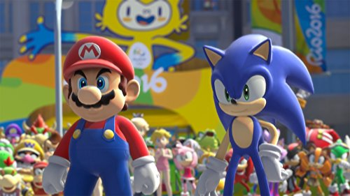 Mario and Sonic at the Rio 2016 Olympic Games  galerija