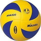 ミカサ バレーボール 練習球軽量4号 小学生用 MVA520 MVA520